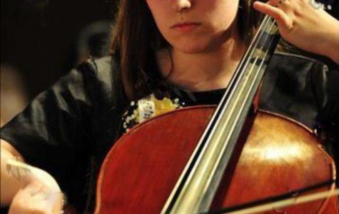 Preiwisch Play's the Cello