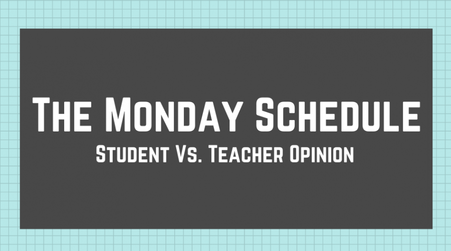 The+Monday+Schedule