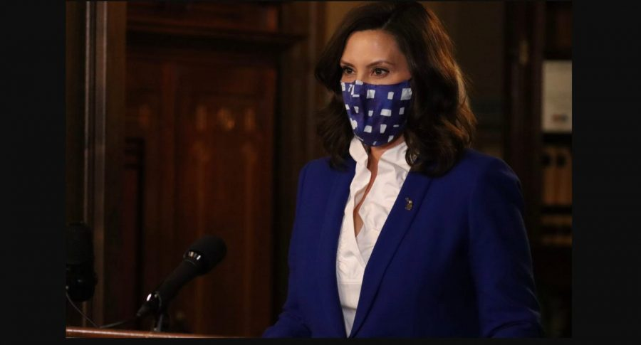 featured image of Gov. Whitmer