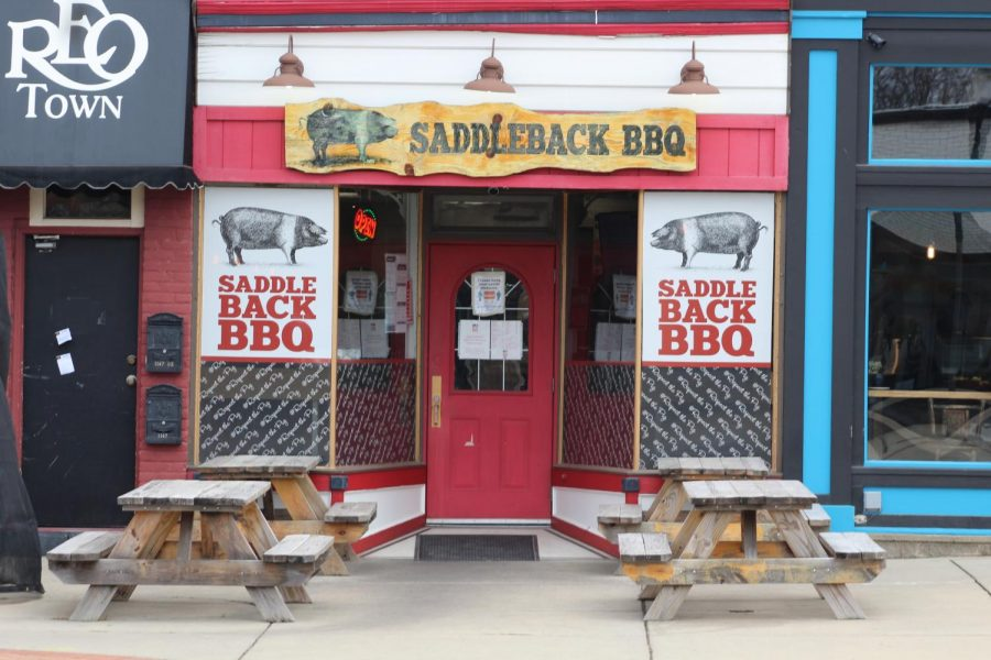 Saddleback Barbecue Supports A Small Business In Need