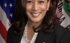 VP Kamala Harris' Senator Portrait