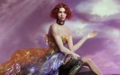 The cover art of Sophie's only solo album,