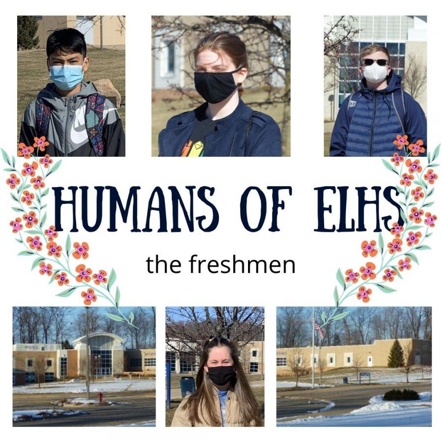 Humans of ELHS- Freshmen